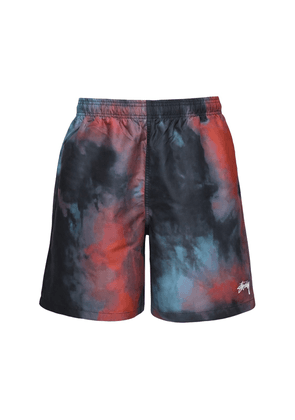 Tie Dye Tech Swim Shorts