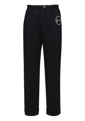 Circle Logo Cotton Sweatpants