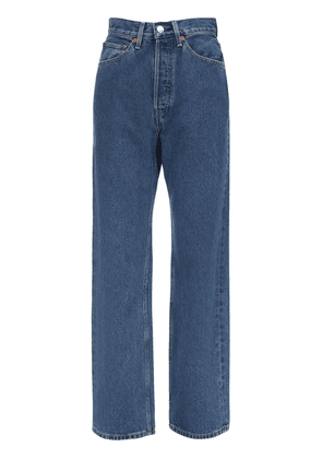 Terty Ladies Straight Leg Denim Jeans