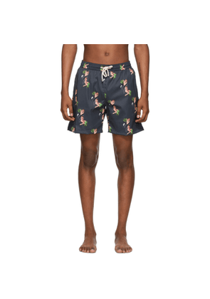 Alchemist Grey Amazonia Swim Shorts