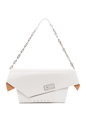 Maison Margiela White Snatched Clutch