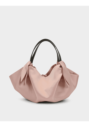 Inda Mini Bag in Pink Eco Leather