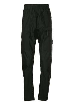 Stone Island loose track trousers - Black