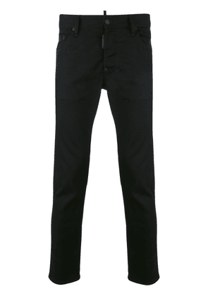 Dsquared2 slim wash jeans - Black