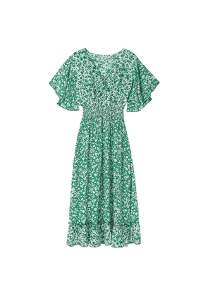 Marlowe Dress - Blossom Green