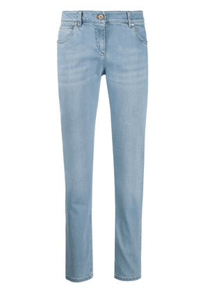 Brunello Cucinelli denim low rise jeans - Blue