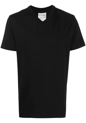 Acne Studios V-neck T-shirt - Black