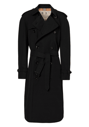 Burberry The Westminster Heritage trench coat - Black