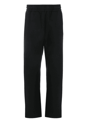 Golden Goose straight track pants - Black
