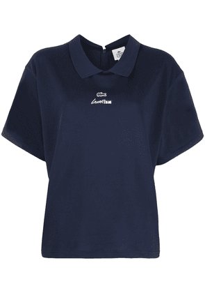 Lacoste short-sleeved polo shirt - Blue