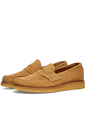 A Kind of Guise Crepe Loafer