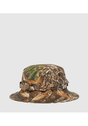 New Era Real Tree Bucket Hat, multi