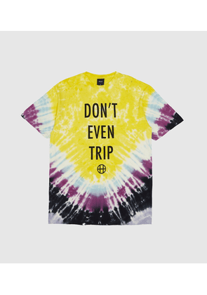 HUF Don't Trip T-Shirt, multi