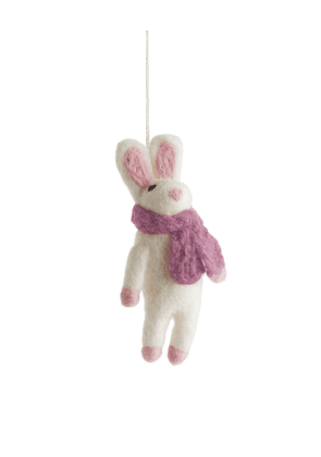 Felt So Good Cosy Bunny - Pink