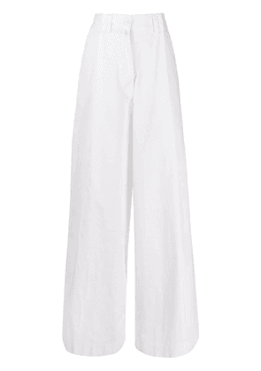 Podium Wide Leg Trousers
