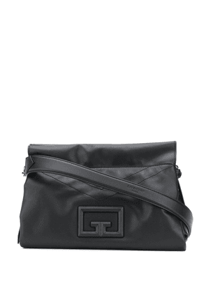 Id 93 Leather Shoulder Bag