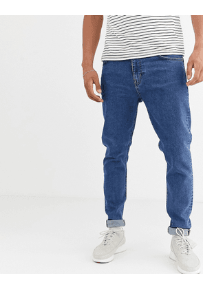 Weekday Cone slim tapered in blue