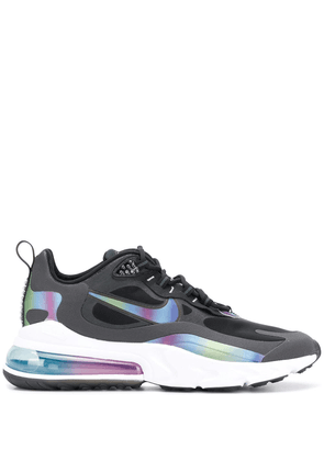 Nike Air Max 270 React low-top trainers - Black