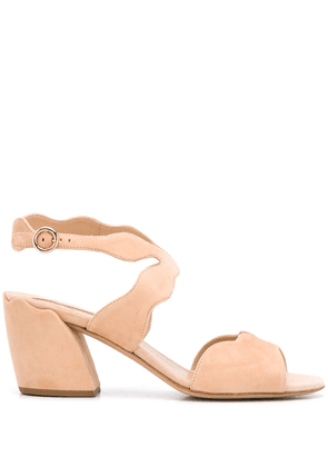 Chloé Laurena sandals - NEUTRALS