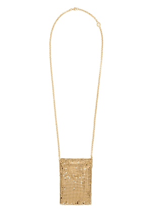 Paco Rabanne PACO YG CHAIN MESH STRETCH ERNG - GOLD