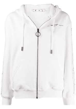 Off-White puzzle print hoodie