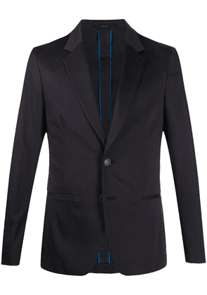 Paul Smith single breasted blazer - Blue