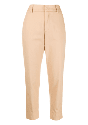 Barena cropped tapered trousers - NEUTRALS