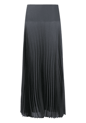 Chloé long pleated skirt - Grey