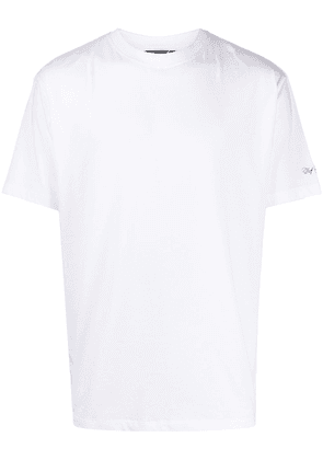 Raf Simons X Fred Perry photographic print T-shirt - White