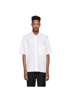 Etudes White Illusion Monogram Shirt