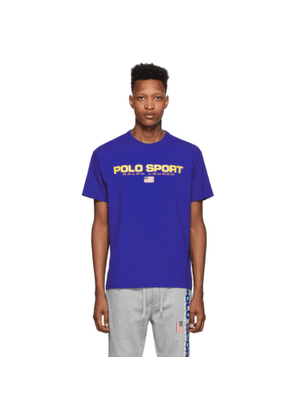 Polo Ralph Lauren Blue Polo Sport T-Shirt