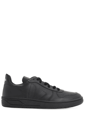 20mm V-10 Leather Sneakers