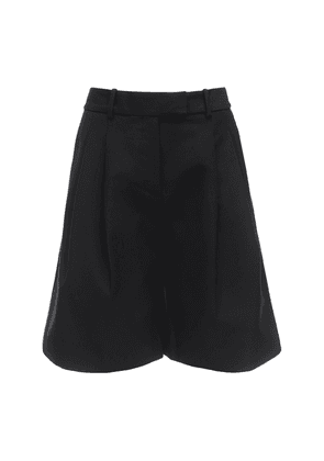 Baily Compact Cotton Twill Shorts
