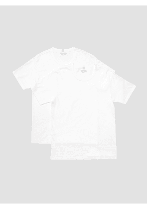 Lady White Co. T-Shirt 2 Pack White