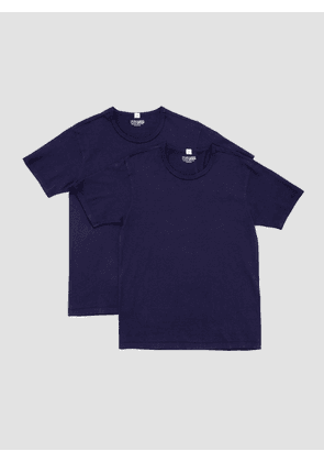 Lady White Co. T-Shirt 2 Pack Navy