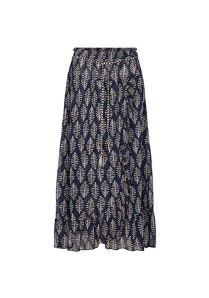 Tabita Skirt - Night Blue