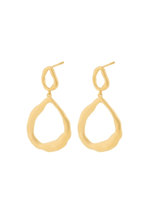 Gaia Earrings -Gold