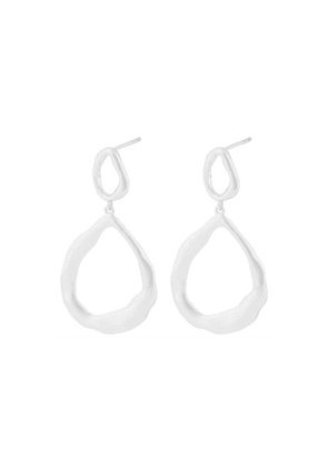 Gaia Earrings - Silver