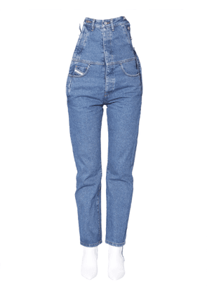 diesel red tag jeans in collab with glenn martens