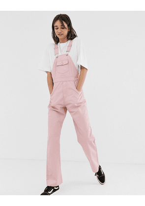 M.C. Overalls dungarees in dusty pink