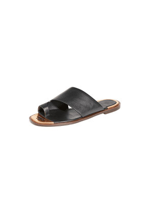 Tory Burch Selby Toe Ring Slides