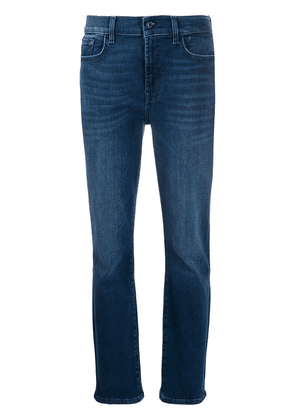 7 For All Mankind relaxed skinny fit jeans - Blue