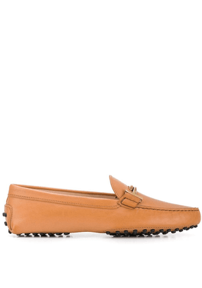 Tod's Gommini T loafers - NEUTRALS
