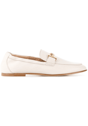 Tod's Double T loafers - White