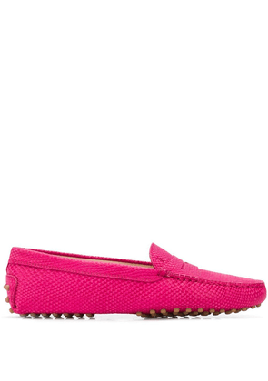 Tod's Gommini loafers - PINK