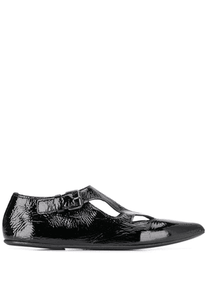 Marsèll Stuzzicadente cut-out loafers - Black