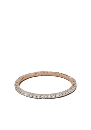 Botier 18kt rose gold Day diamond eternity ring - 18 CT. ROSE GOLD