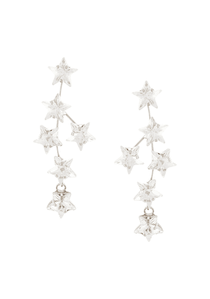Jennifer Behr Nova drop earrings - SILVER