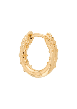 Kasun London mini hoop earring - GOLD