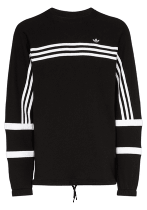 adidas ADIDAS COVER ONE CRW SWT BLK - Black